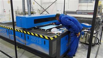 Perspex Laser CNC machine