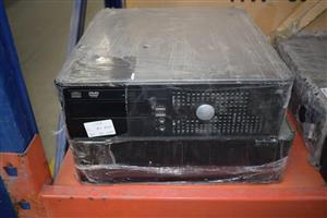 Large 2 in 1 amp and dvd player