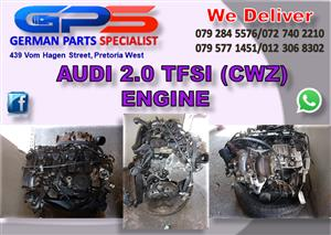 Audi 2.0 TFSI (CWZ) Engine for Sale