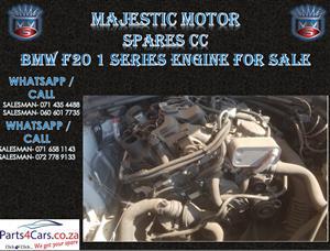 Bmw f20 engine for sale