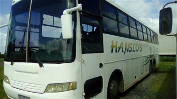 Man tag axle 6& seater Bus For Sale