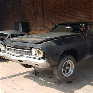 1968 Chevrolet Chevelle Project