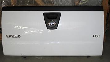 Nissan NP200 Tailgate Wanted