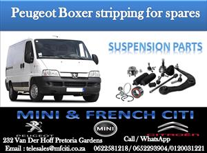 Suspension parts On Big Special for Peugeot Boxer