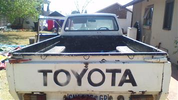 1995 Toyota Hilux 2.4GD