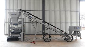 New RS5-2 Block & Brick Making Machine