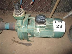 Water pump - ON AUCTION