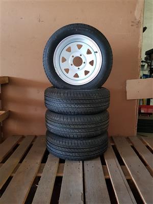 Rim & Tyres for sale (Autum/Winter special)