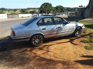 1995 BMW 5 Series 540i M Sport