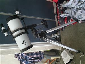 K way celestial telescope