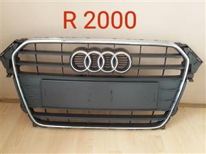 Audi front grill for sale