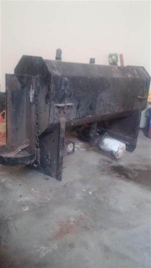 Hydraulic (PTO)