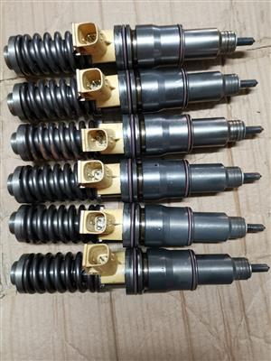 Volvo fuel injectors