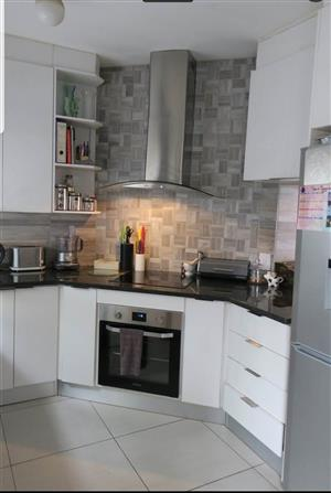 Newly renovated 3 bedroom duplex to rent.