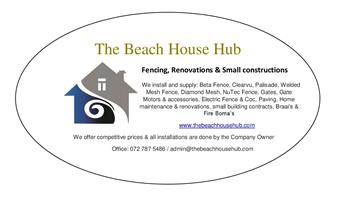 Fencing, Home Maintenance & Renovations - Overberg