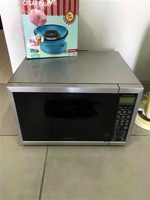 Sharp 3 in 1 Microwave Oven