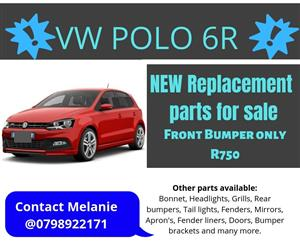 VW Polo 6R & Audi parts for sale