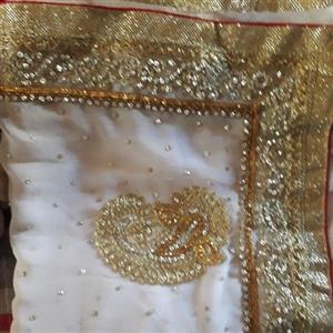 white sarees