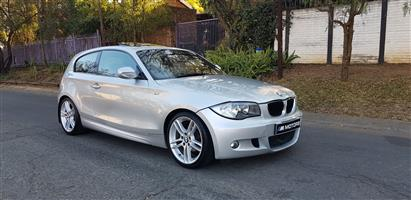 2010 BMW 1 Series 118i 3 door M Sport