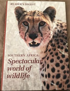 Spectacular world of wild life Southern Africa