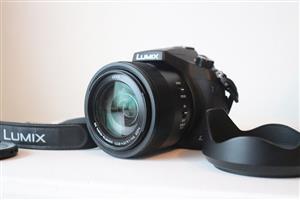 The Panasonic Lumix FZ1000