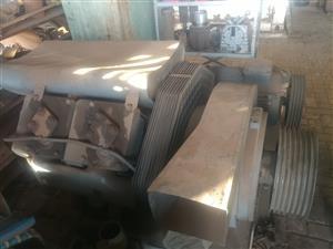 Compressor stationary Piston type