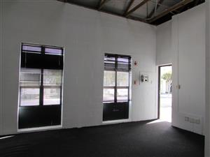 MILNERTON:  102m2 Unit To Let