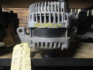 JEEP CHEROKEE KL 2.4 ALTERNATOR FOR SALE.