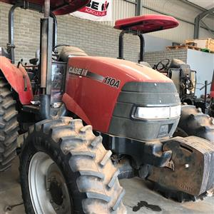 Case FarmAll 110 4wd Tractor - ON AUCTION