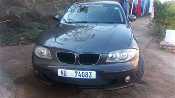 2007 BMW 1 Series 120d 5 door M Sport steptronic