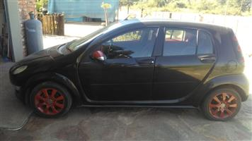 2006 Smart Forfour forfour proxy