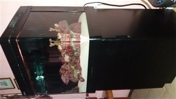 Aquarium Red Sea 130 Litre Marine/Fresh Water Tank