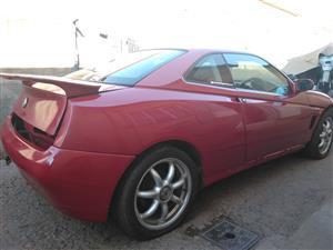 2002 Alfa Romeo GTV 3.2 V6