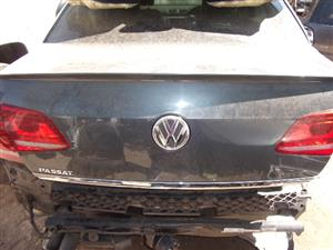 Used Passat 2014 Bootlid Spare Part for Sale