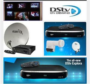 DSTV Installation Randburg call 0833726342, Signal Correction, Upgrades and Relocation