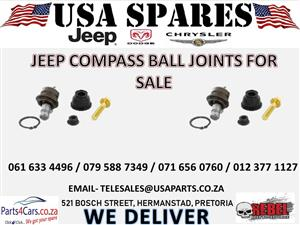 JEEP COMPASS BALL JOINTS FOR SALE
