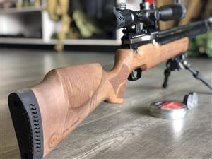 PCP air rifle