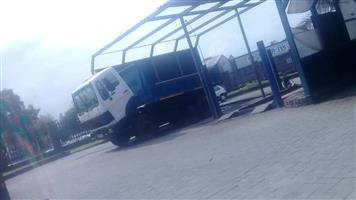 6cube tipper truck available for hire