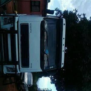 volvo FH/FM12 truck stripping