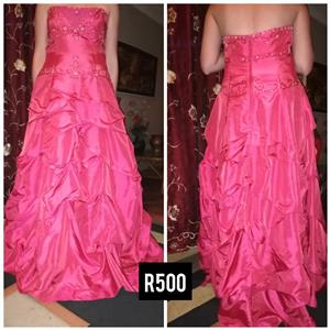 Pink evening dress for sale