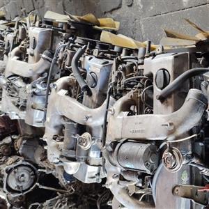 Mercedes sprinter 5cylinder 2.9tdi OM662 engine