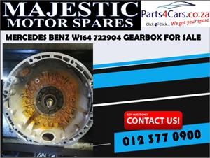 Mercedes benz W164 gearbox for sale