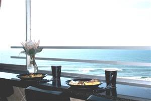2 Bedroom flat in Doonside with FULL Seaview