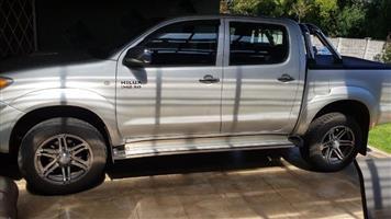 2007 Toyota Hilux 3.0D 4D double cab 4x4 Raider Legend 40