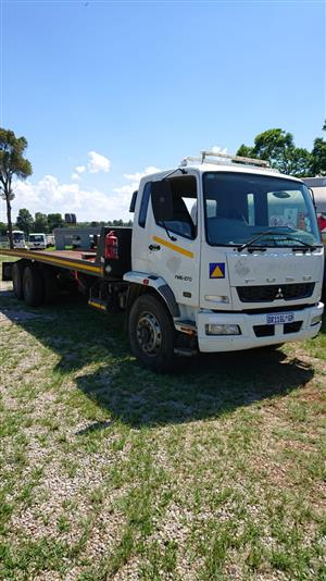 14 ton Rollback for hire,9m Deck