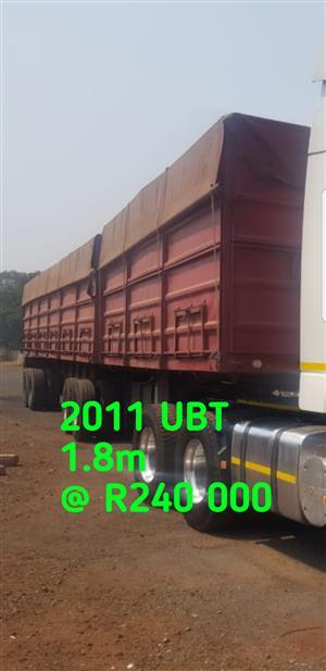 2011 UBT