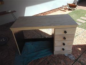 pine desk for sale