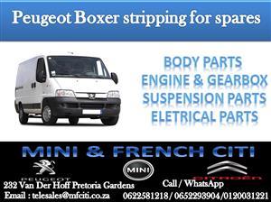 BIG PROMOTION ON PEUGEOT Boxer PARTS