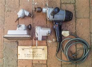 Millers Falls Drill Set – Drill, Jig saw, Sander - 5 AMP