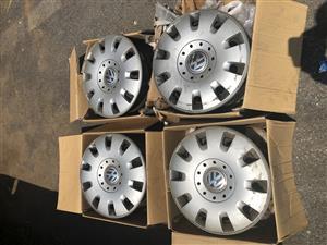 VW Kombi T5 Rims & wheel caps